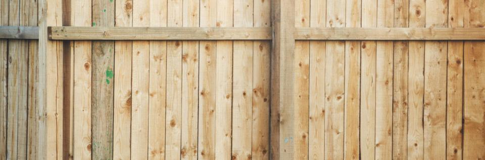 Add privacy and beauty to your home with this lovely fencing type!